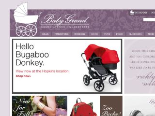 Shop at babyongrand.com