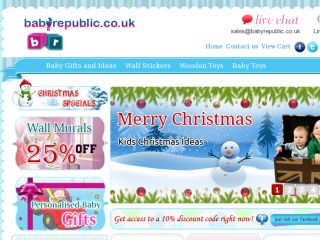 Shop at babyrepublic.co.uk