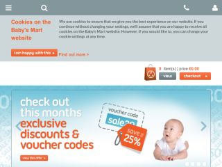 Shop at babys-mart.co.uk