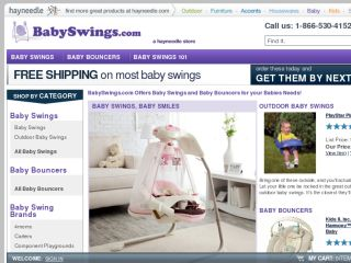 Shop at babyswings.com