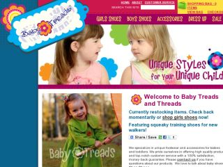 Shop at babytreadsandthreads.com