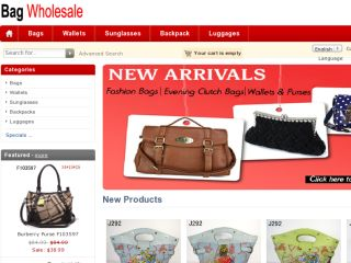 Shop at bagwholesales.com