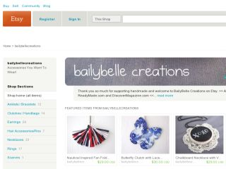 Shop at bailybellecreations.etsy.com