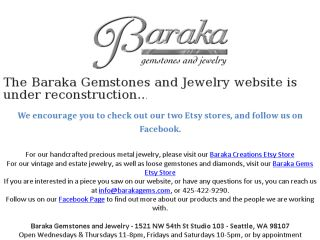 Shop at barakashop.com