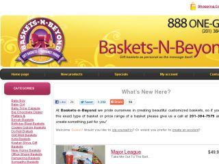 Shop at baskets-n-beyond.com