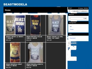 Shop at beastmodela.bigcartel.com