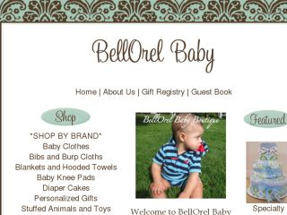 Shop at bellorelbaby.com