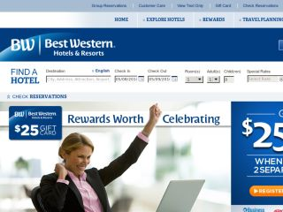 Shop at bestwestern.com