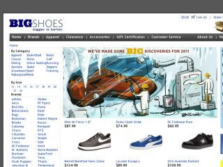 Shop at bigshoes.com
