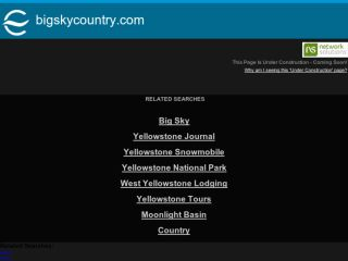 Shop at bigskycountry.com