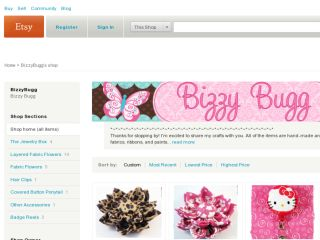 Shop at bizzybugg.etsy.com