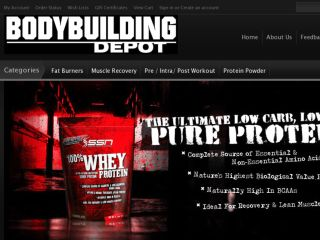 Shop at bodybuildingdepot.co.uk