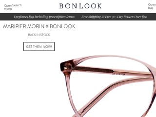 Shop at bonlook.com