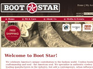 Shop at bootstaronline.com