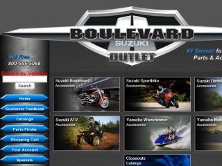 Shop at boulevardsuzuki.com