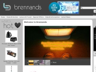 Shop at brennands.co.uk