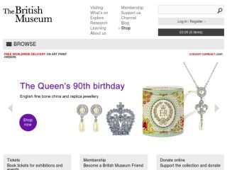 Shop at britishmuseumshoponline.org