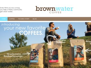 Shop at brownwatercoffee.com