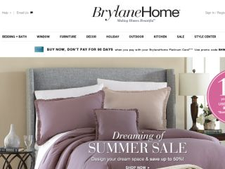 Shop at brylanehome.com