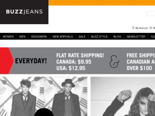 Shop at buzzjeans.com