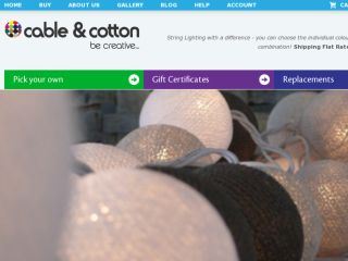 Shop at cableandcottonusa.com