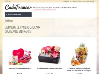 Shop at cadofrance.com