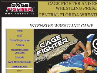 Shop at cagefightercamps.com