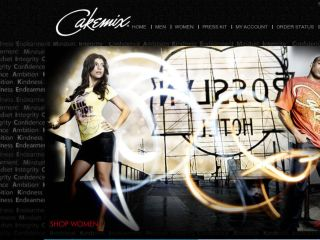 Shop at cakemixclothing.com