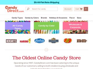Shop at candydirect.com