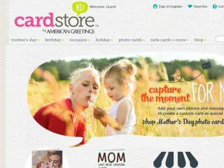 Shop at cardstore.com
