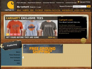 Shop at carhartt.com