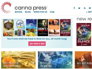 Shop at carinapress.com