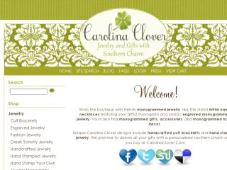 Shop at carolinaclover.com