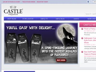 Shop at castlemegastore.com