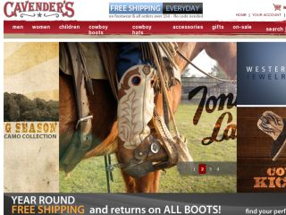 Discount coupons for cavenders boots
