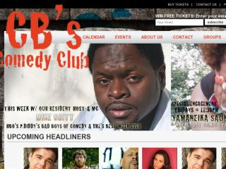Shop at cbscomedyclub.com