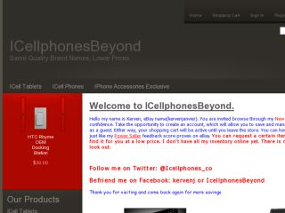 Shop at cellphonesbeyond.com