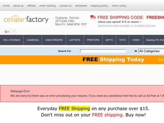 Shop at cellularfactory.com