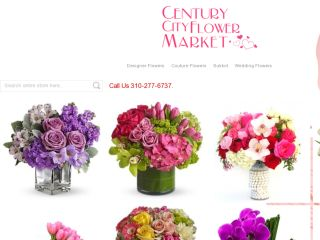 Shop at centurycityflowermarket.com
