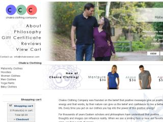 Shop at chakrawear.com