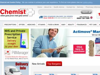 Shop at chemist.net