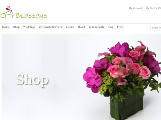 Shop at cityblossoms.com