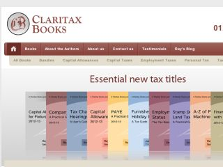 Shop at claritaxbooks.com