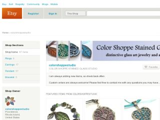 Shop at colorshoppestudio.etsy.com