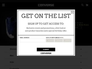 Shop at converse.com