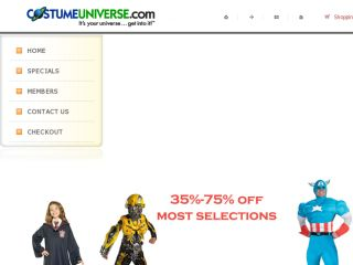 Shop at costumeuniverse.com