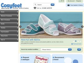 Shop at cosyfeet.com
