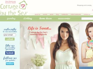 Shop at cottagehawaii.com