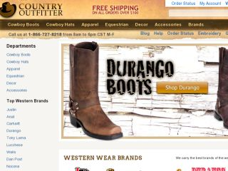 Shop at countryoutfitter.com