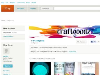 Shop at craftgoodz.etsy.com